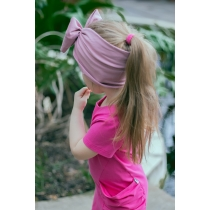Headwrap Old Pink